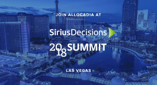 SiriusDecisions Summit 2018 in Las Vegas