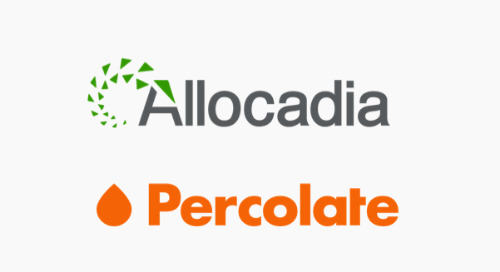 Percolate and Allocadia to Deliver Joint Solution Empowering Marketing Leaders to Drive More Business Impact