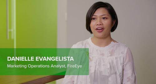 Customer Testimonial: Danielle Evangelista, FireEye
