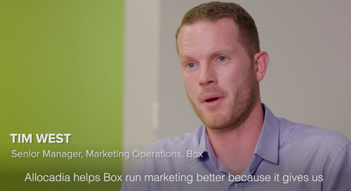 Words of Wisdom from Marketers who #RunMarketingBetter