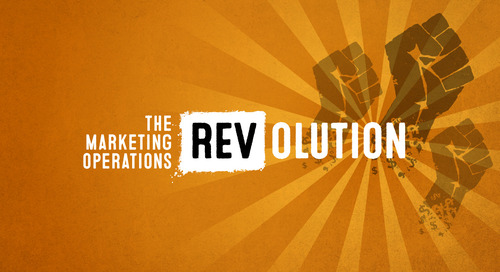 The Marketing Operations REVolution