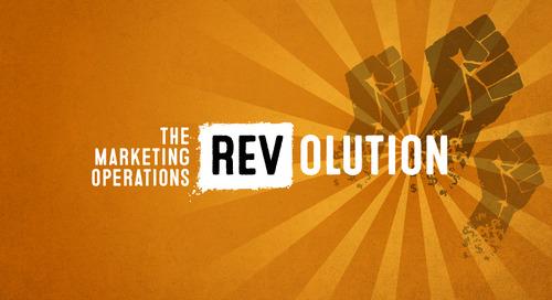 The Marketing Operations REVolution