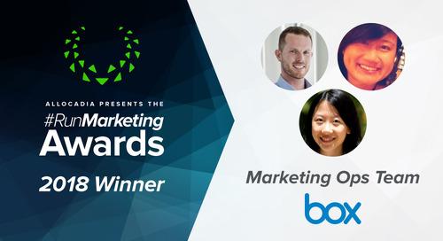 Box's Marketing Ops Team