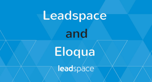 Leadspace Adds Eloqua to its Social-Powered B2B Demand Gen Solution