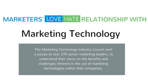 Marketing Technology Industry Council Report: April 2017