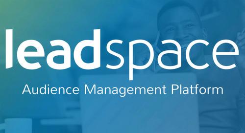 Audience Management Platform Leadspace Raises $21 Million Series C Funding to Drive AI-Enabled MarTech Transformation
