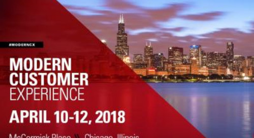 Oracle Modern Customer Experience (Chicago)