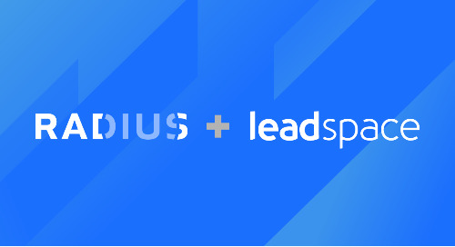Radius And Leadspace Join Forces: What's It Mean For Predictive Marketing Analytics?