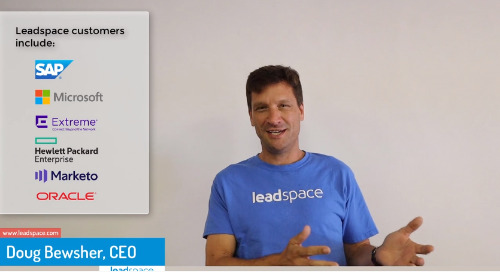 Introducing: Leadspace Customer Data Platform