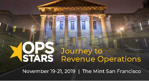 OpsStars, Journey to Revenue Operations - Nov 19-21