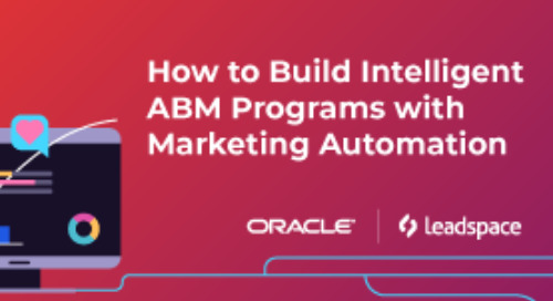How to Build Intelligent ABM Campaigns With Marketing Automation