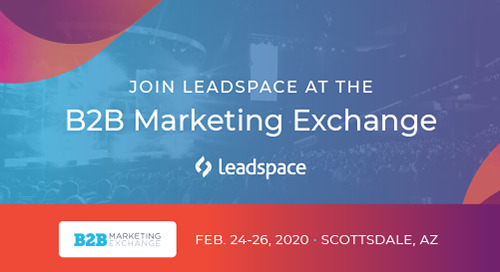 B2B Marketing Exchange - February 24-26