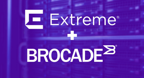 Extreme to Purchase Data Center Networking Business Directly from Brocade