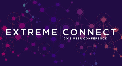 Introducing Extreme Connect – Our First Global User Conference!