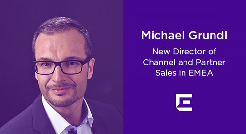 Extreme Networks Welcomes Michael Grundl to Lead EMEA Channel Sales