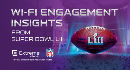 Wi-Fi Engagement Insights from Super Bowl LII