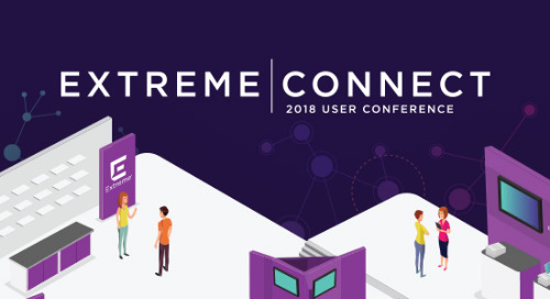 Where Can You See Agile, Adaptive, Secure Networking Demos? At Extreme Connect's Solutions Demo Hall
