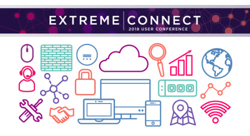 Extreme Connect is Almost Here! Catch a Session and Expand Your Networking Knowledge