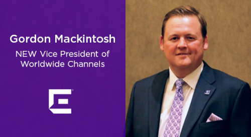 Is It Extreme to Expect Great Leadership? Yes! Congratulations to Gordon Mackintosh, Vice President of Worldwide Channels