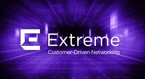 Taking the Story of the New Extreme Networks on the Road