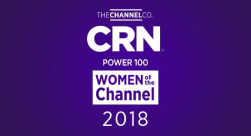 Paige Powers, Natalia Vianden Earn Coveted Channel Industry Awards, Partner Program Nabs 5-Star Rating Again
