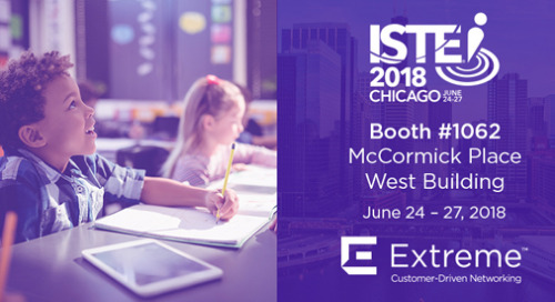 See You At The Epicenter of EdTech, ISTE 2018!
