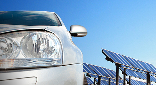 Funding commercial solar projects: How to get that photovoltaic new car smell