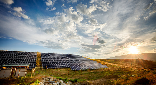 Investment in renewable energy is on the rise
