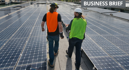 What to expect when you go solar: 4 stages to completing a new commercial solar installation