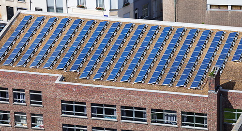 Breaking down commercial solar panel costs