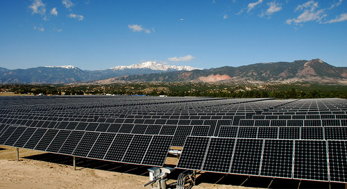 How solar-powered microgrids can improve national security