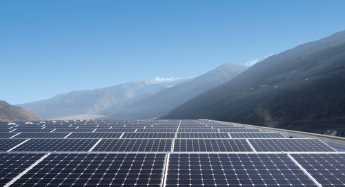 When choosing solar power companies, start with the technology