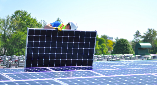 "Answering: ""How many solar panels do I need for my business?"""