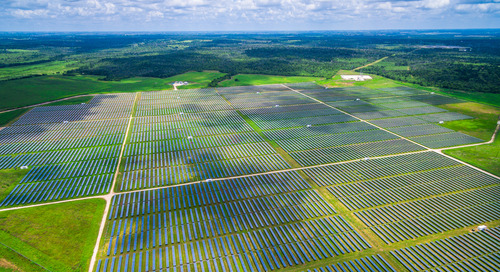 Solar is trending as a top renewable energy investment worldwide