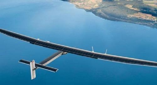 Solar Impulse 2: record mondiale con il fotovoltaico di SunPower