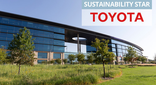 Sustainability Star: Toyota is going places few companies have been before