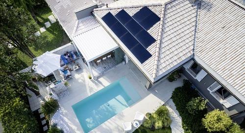 Un impianto fotovoltaico: come funziona, da che cosa è costituito?