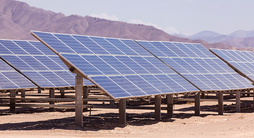 Chile just signed the cheapest unsubsidized power in the world... of course, it's solar energy