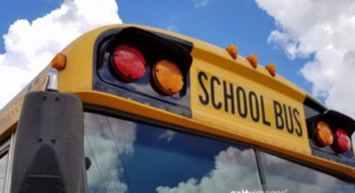 It's electric: Schools board the electric school bus trend