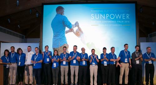 """10 anni di SunPower in Italia. """"Il nostro segreto? Aver messo al centro la tutela del cliente"""""""