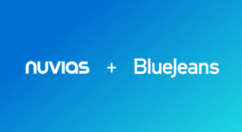 BlueJeans and Nuvias Partnership Offers New Opportunities for EMEA Customers