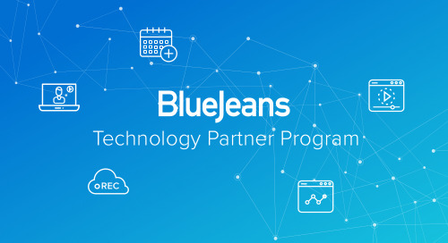 BlueJeans Makes APIs Available via New Technology Partner Program