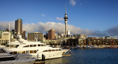 Auckland is top 3 for quality