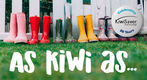Celebrating ten years of saving & investing with KiwiSaver