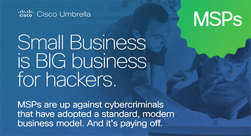 Small Business is BIG business for hackers