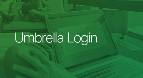 Umbrella Login