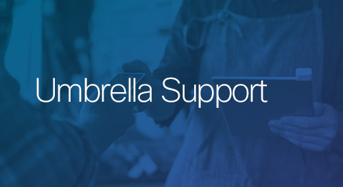 Umbrella Support