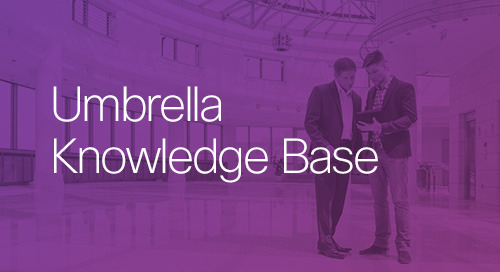 Umbrella Knowledge Base