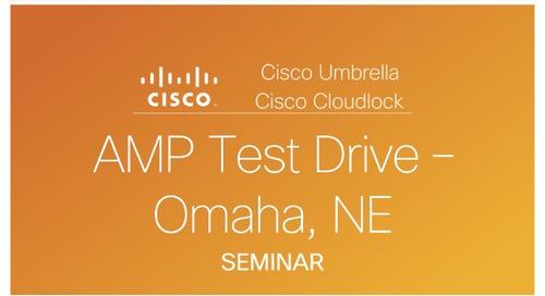 AMP Test Drive Omaha, NE