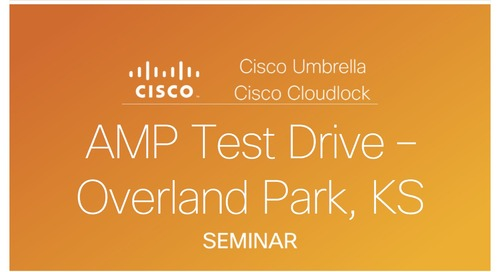 AMP Test Drive Overland Park, KS